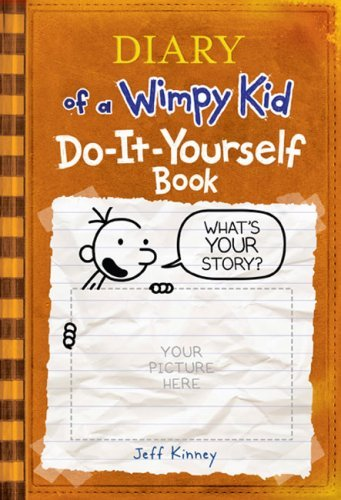 Diary of a wimpy kid do it yourself book coffee crackers i own this book for almost a year already but i havent touch it since poor book but today i open the books and it makes me smile the illustrations are solutioingenieria Image collections